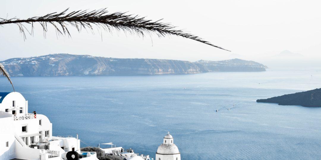 Flottielje zeilen in Griekenland