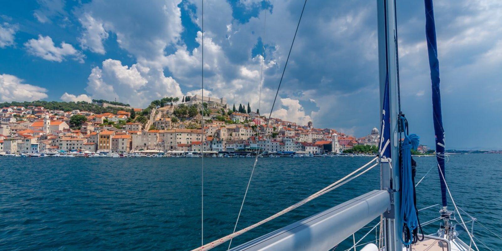 De kustlijn van Kroatië - Flottielje Zeilen